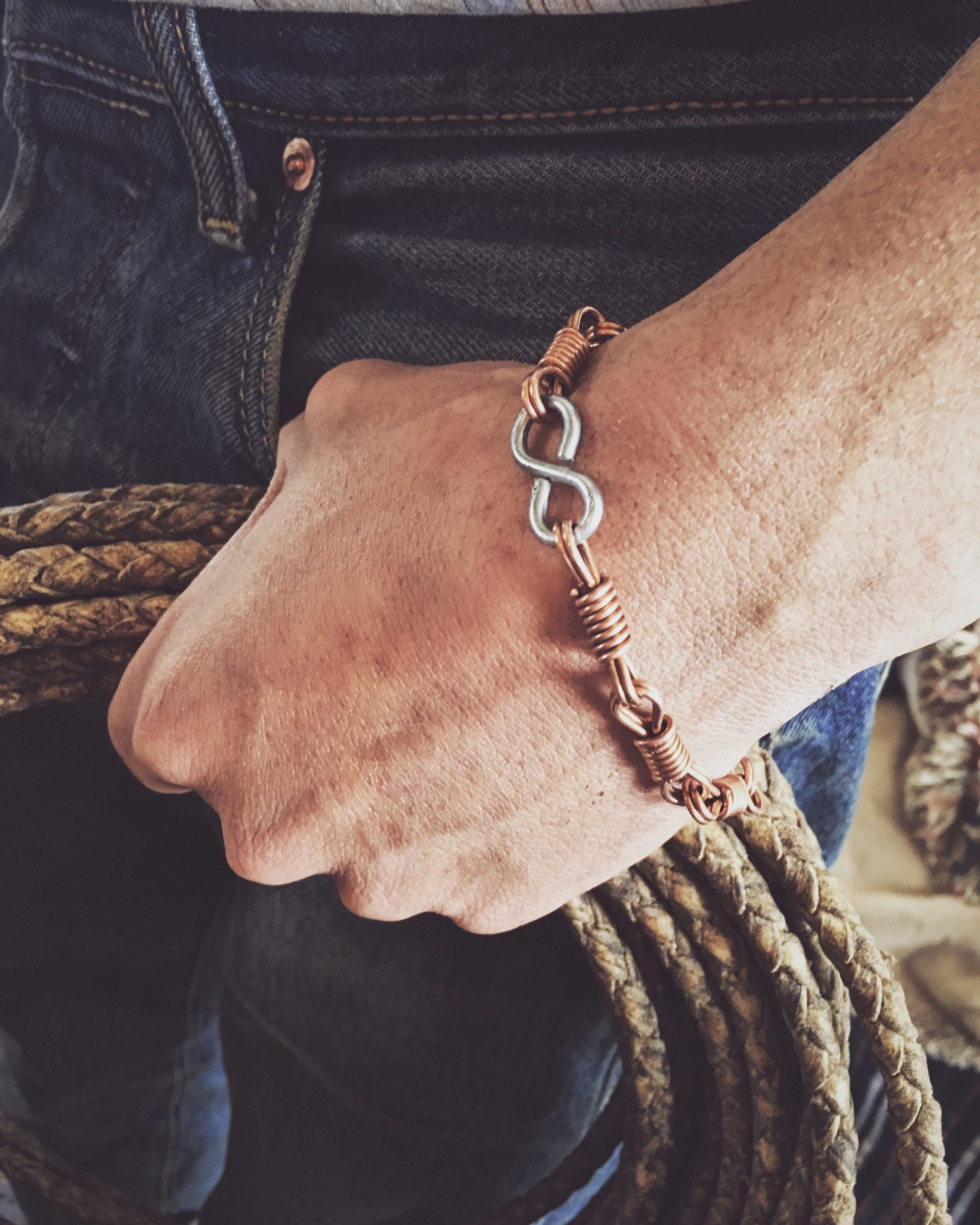 Ceily Rae Photography & Design Products Rein Chains Bracelets Jewelry