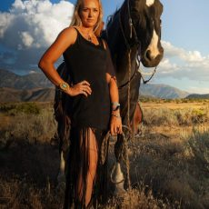 Ceily Rae Photography & Design Western Photography Portrait